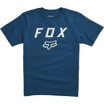 FOX Legacy Moth SS Blue póló