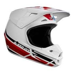 Fox MX19 V1 RWT Special Edition white bukósisak