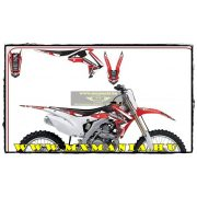 Blackbird Honda Graphic kit, CRF 250-450