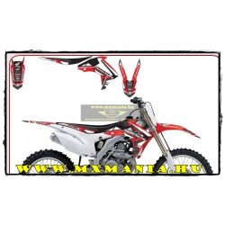 Blackbird Honda Graphic kit, CRF 250-450