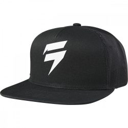 Shift Corp Black Snapback Trucker sapka