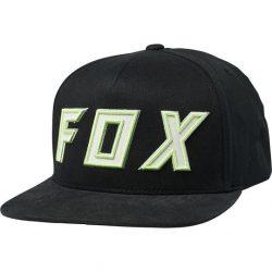 Fox Posessed Black snapback sapka