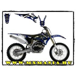 Blackbird Yamaha Graphic kit YZF 250-450 06