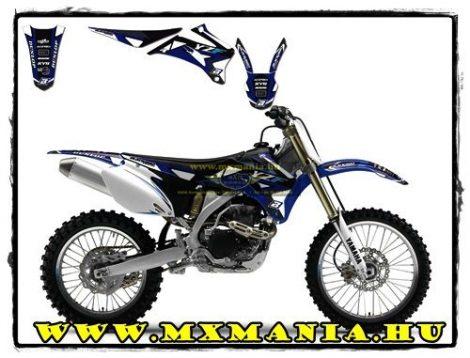 Blackbird Yamaha Graphic kit YZF 250-450 06 - Mxmania Monster Energy webshop 2aeaa6f3fa