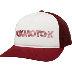 Fox Baldwin Cranberry Trucker Snapback