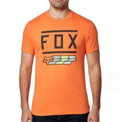 Fox Super SS póló, orange flame