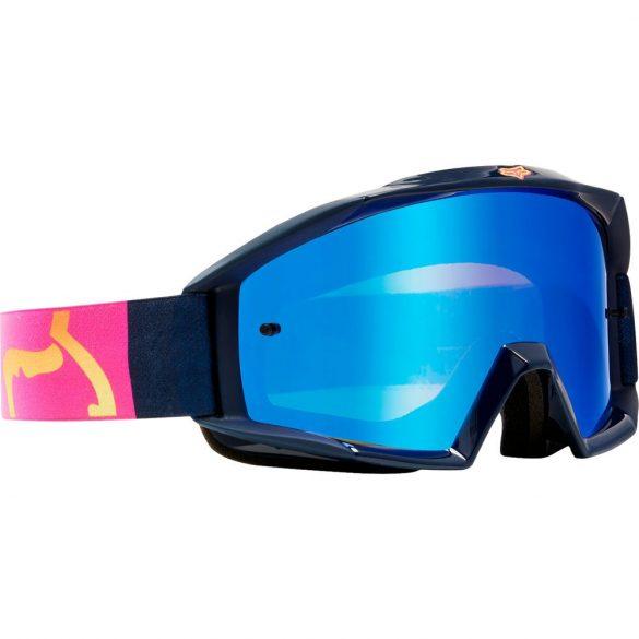 Fox Main Idol SE szemüveg, kék tükrös lencsével