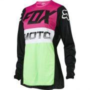 FOX GIRL RENNLEIBCHEN 180 Fyce pink