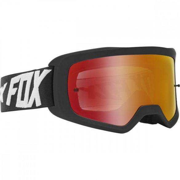 FOX MAIN II. BLACK Spark Mint szemüveg, piros tükrös