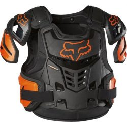 Fox Raptor Vest black-orange páncél
