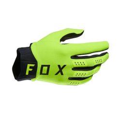 Fox Flexair cross kesztyű, fluo sárga