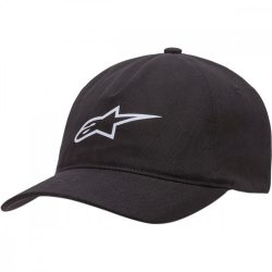 Alpinestars File Curved Bill black sapka, S/M méret