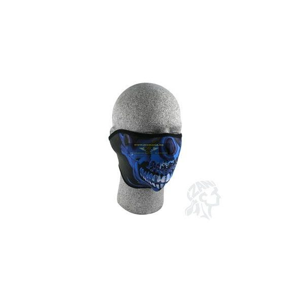 Zan Headgear neoprém félmaszk, 4 féle színben