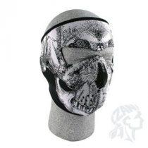 Zan Headgear neoprém maszk, Dark Skull