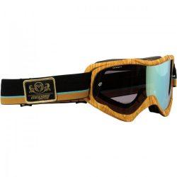 Moose Racing Wood Grain SE Cross szemüveg