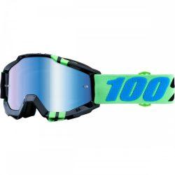 100% Accuri Zerg szemüveg kék tükrös lencsével