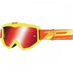 Progrip 3201 Atzaki cross szemüveg, fluo yellow színben