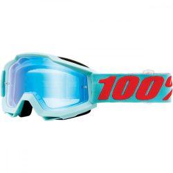 100% Accuri Maldives szemüveg kék tükrös lencsével