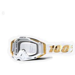 100% Racecraft LTD szemüveg víztiszta lencsével