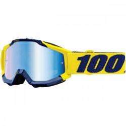 100% Accuri SUPPLY szemüveg kék tükrös lencsével