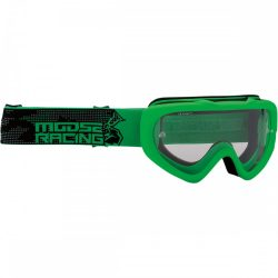Moose Racing Qualifier motoros szemüveg, zöld