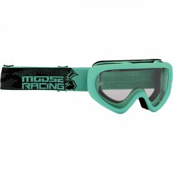 Moose Racing Qualifier motoros szemüveg, teal