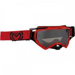 Moose Racing XCR Pro Stars black-red szemüveg