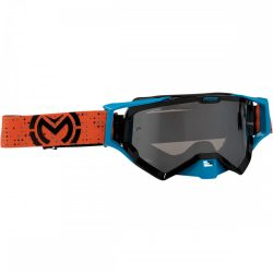Moose Racing XCR Pro Stars orange-blue szemüveg