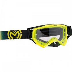 Moose Racing XCR Galaxy black-neon szemüveg
