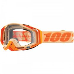 100% Racecraft Sahara szemüveg víztiszta lencsével