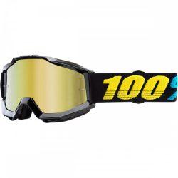 100% Accuri Virgo szemüveg arany tükrös lencsével