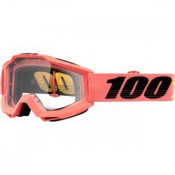 100% Accuri Rogen szemüveg viztiszta lencsével
