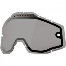 100% VENTED Accuri/Racecraft/Strata Dual füst szemüveg lencse