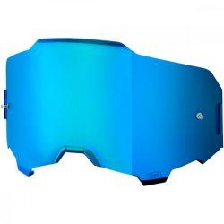 100% Armega kék tükrös szemüveg lencse