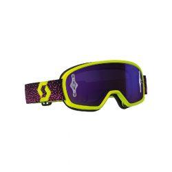 Scott Works Buzz MX cross szemüveg, Gyerek, Fluo