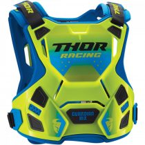 THOR 2020 YOUTH GUARDIAN MX FLUO GREEN PÁNCÉL