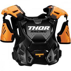 Thor Guardian páncél, Fekete-Narancs, XL-2XL