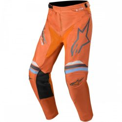 Alpinestars Racer Supermatic grey-orange nadrág
