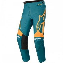 Alpinestars Racer Supermatic green-orange nadrág