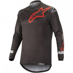 Alpinestars Venture R crossmez BLACK/RED színben