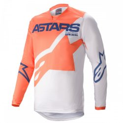 Alpinestars Racer Braap orange-white-blue crossmez