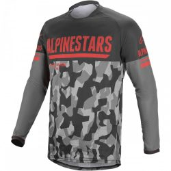 Alpinestars Venture-R camo-grey-red crossmez
