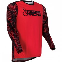 Moose Racing Agroid Red-black crossmez