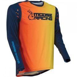 Moose Racing Agroid Blue-orage crossmez
