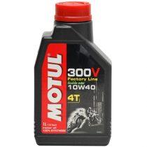 Motul 300V 4T Factory Line 10W-40 motorolaj