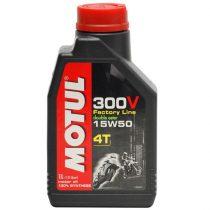 Motul 300V 4T Factory Line 15W-50 motorolaj