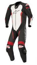 Alpinestars bőrruha 1-TEILER MISSILE TECH AIR COMPATIBLE fekete-fehér-piros