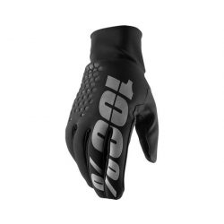 100% HYDROMATIC BRISKER GLOVES BLACK M MÉRET