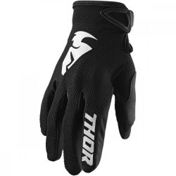2020 THOR SECTOR GLOVE  BLACK
