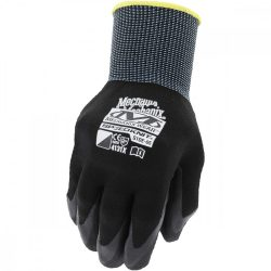Mechanix Wear Nitrile black kesztyű